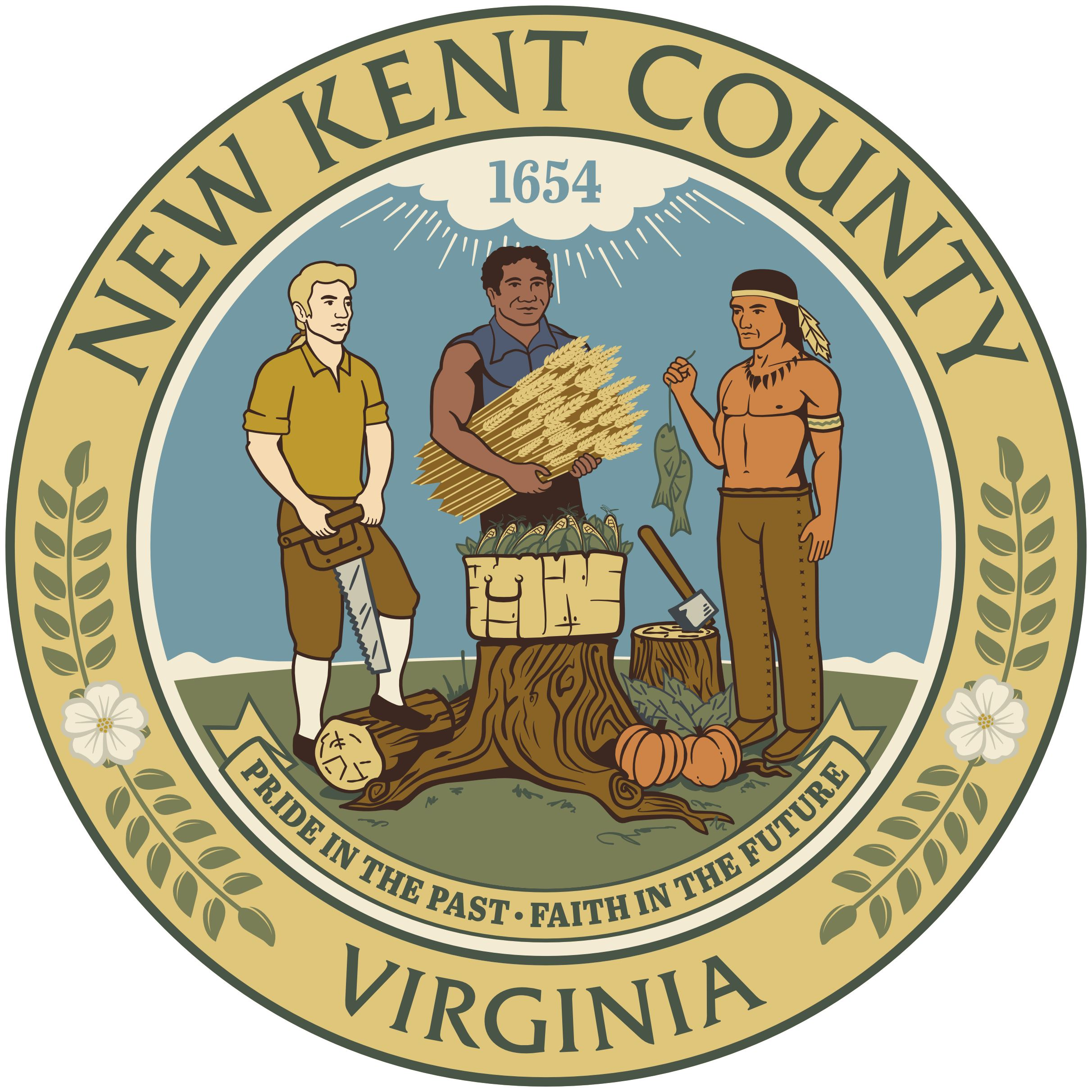 New Kent County Seal